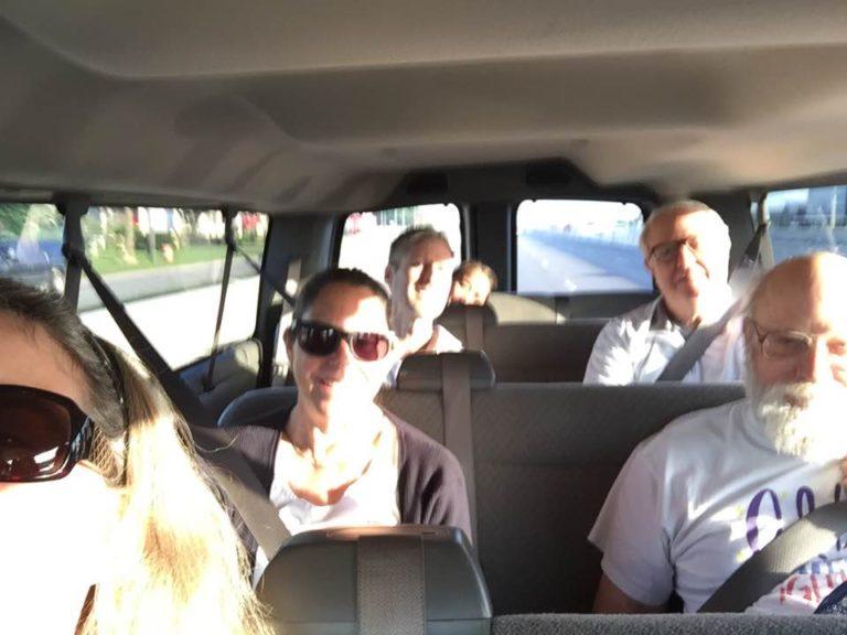 In The Van1